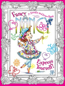 Book Fancy Nancy: A Doodle and Draw Book: A Doodle and Draw Book by Jane Oconnor