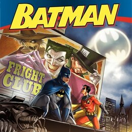 Book Batman Classic: Fright Club: Joker's Fright Club by John Sazaklis