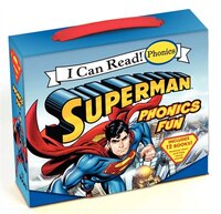 Superman Classic: Superman Phonics Fun: Superman Phonics Fun