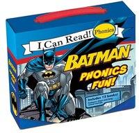 Batman Classic: Batman Phonics Fun: Batman Phonics Fun