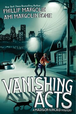 Book Vanishing Acts by Phillip Margolin