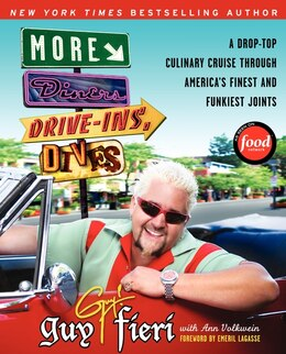 Book More Diners, Drive-ins And Dives: A Drop-Top Culinary Cruise Through America's Finest and Funkiest… by Guy Fieri