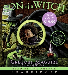 Son Of A Witch Low Price Cd: A Novel