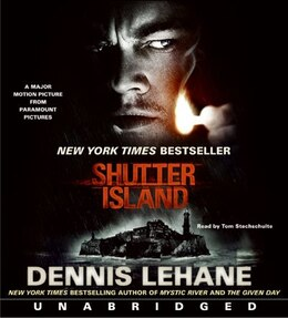 Book Shutter Island Low Price Mti Cd: LOW PRICE Movie Tie In CD by Dennis Lehane