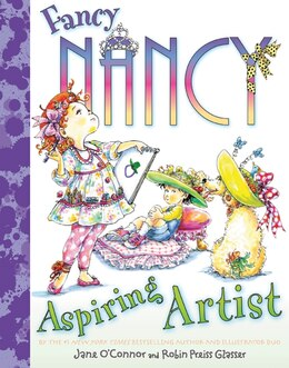 Book Fancy Nancy: Aspiring Artist: Aspiring Artist by Jane O'Connor