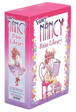 Book Fancy Nancy Petite Library: 4 Mini Books by Jane O'Connor