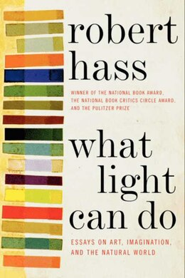 Book What Light Can Do: Essays On Art, Imagination, And The Natural World by Robert Hass