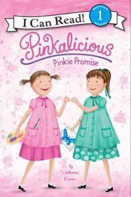 Book Pinkalicious: Pinkie Promise: Pinkie Promise by Victoria Kann