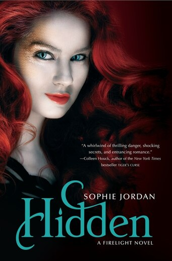 Hidden: A Firelight Novel by Sophie Jordan