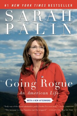 Book Going Rogue: An American Life by Sarah Palin