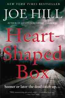 Heart-Shaped Box: A Novel by Joe Hill
