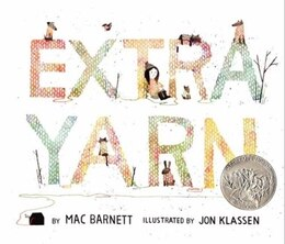 Book Extra Yarn by Mac Barnett