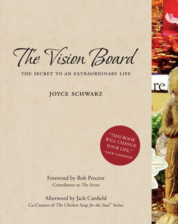 Book The Vision Board by Joyce Schwarz