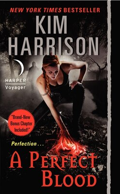 Book A Perfect Blood by Kim Harrison