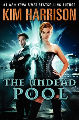 Book The Undead Pool by Kim Harrison