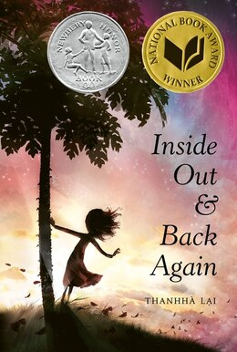 Book Inside Out And Back Again by Thanhha Lai