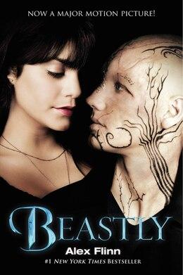 Book Beastly Movie Tie-in Edition by Alex Flinn