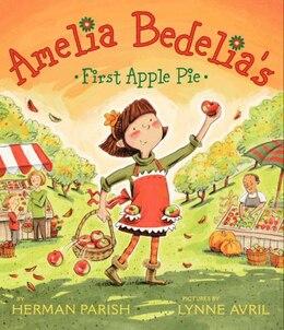 Book Amelia Bedelia's First Apple Pie by Herman Parish