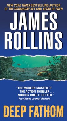 Book Deep Fathom by James Rollins