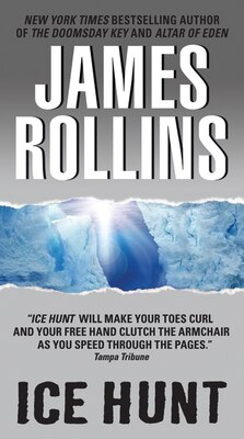 Book Ice Hunt by James Rollins