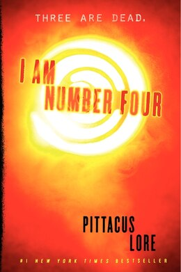 Book I Am Number Four by Pittacus Lore
