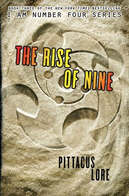 Book The Rise of Nine by Pittacus Lore