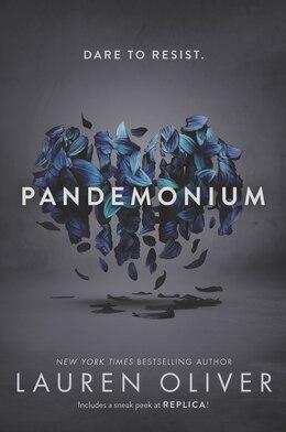 Book Pandemonium by Lauren Oliver