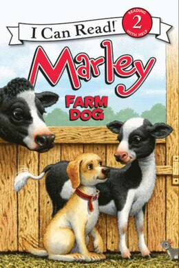 Book Marley: Farm Dog: Farm Dog by John Grogan