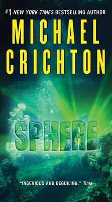 Book Sphere by Michael Crichton