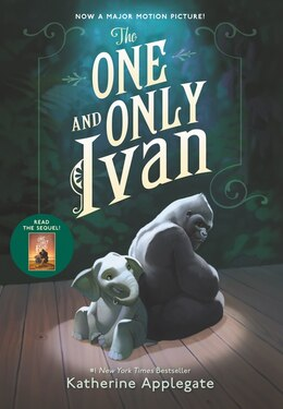 Book The One And Only Ivan by Katherine Applegate
