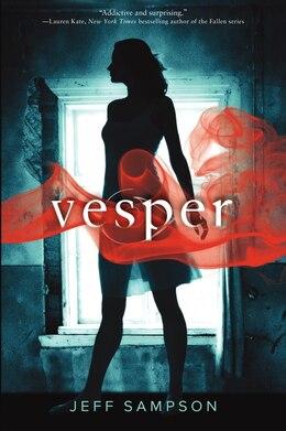 Book Vesper: A Deviants Novel by Jeff Sampson