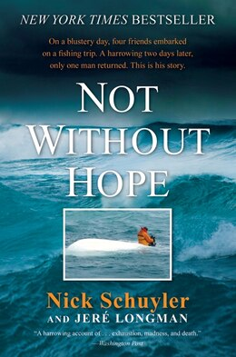 Book Not Without Hope by Nick Schuyler