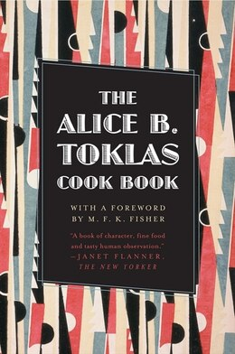 Book The Alice B. Toklas Cook Book by Alice B. Toklas