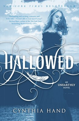 Book Hallowed: An Unearthly Novel by Cynthia Hand