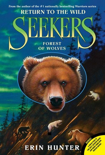 Seekers: Return To The Wild #4: Forest Of Wolves: Return To The Wild #4 by Erin Hunter