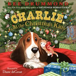 Book Charlie And The Christmas Kitty by Ree Drummond