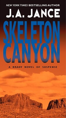 Book Skeleton Canyon by J. A. Jance