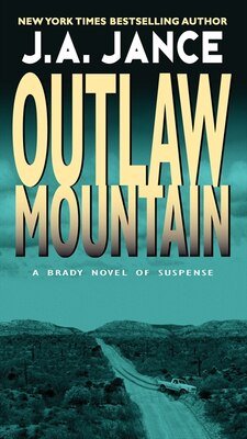 Book Outlaw Mountain by J. A. Jance