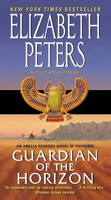 Book Guardian Of The Horizon: An Amelia Peabody Novel of Suspense by Elizabeth Peters