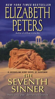 Book Seventh Sinner: A Jacqueline Kirby Novel of Suspense by Elizabeth Peters