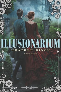 Book Illusionarium by Heather Dixon