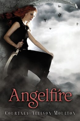 Book Angelfire by Courtney Allison Moulton