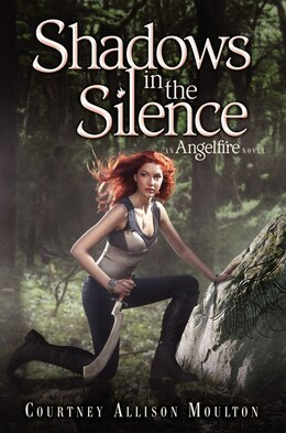 Book Shadows In The Silence by Courtney Allison Moulton