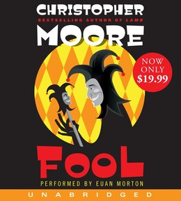 Book Fool Low Price Cd by Christopher Moore