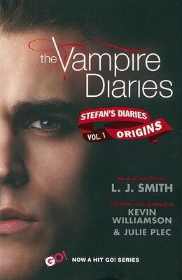Book The Vampire Diaries: Stefan's Diaries #1: Origins: Stefan's Diaries #1: Origins by L. J. Smith