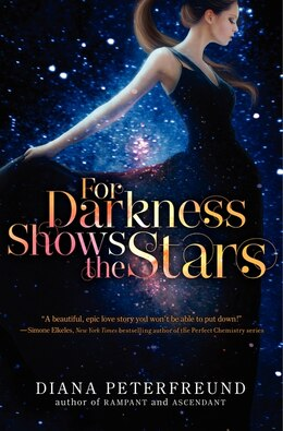 Book For Darkness Shows The Stars by Diana Peterfreund