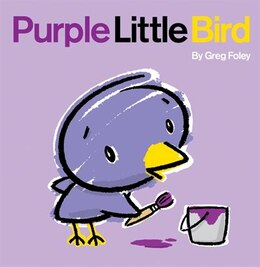Book Purple Little Bird by Greg Foley