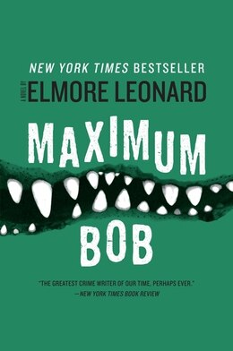 Book Maximum Bob by Elmore Leonard