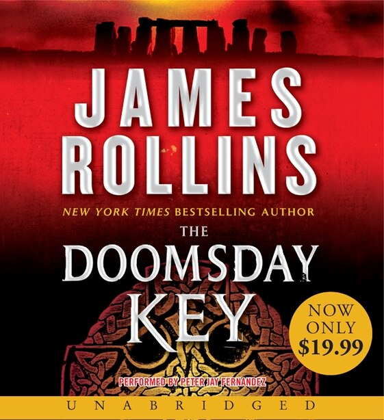 The Doomsday Key Low Price Cd: A Sigma Force Novel by James Rollins