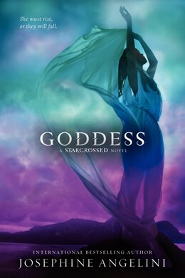 Book Goddess by Josephine Angelini